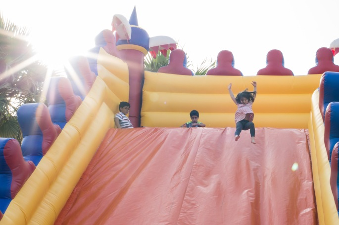 Bouncy Slide-3