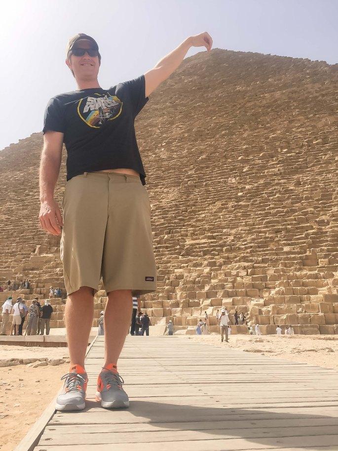 Day 31- Pyramids-2
