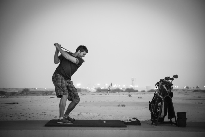 Day 43- Awali Golf Club-9
