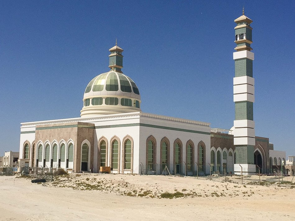 Day 2- Mosque