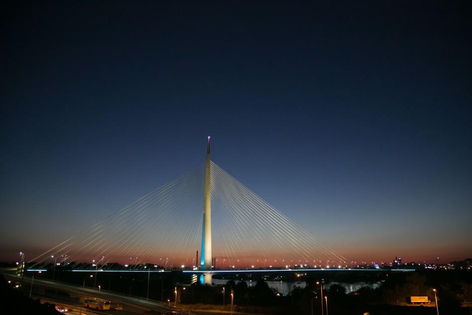 August 14- Ada Bridge